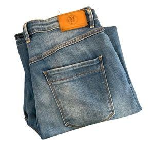 MARC O'POLO High Rise Wide Leg Jeans Sz 32/31